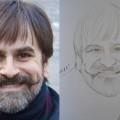 """Valerio-Cappellini-ritratto: """"Il Mago"""""""