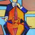 Il violoncellista Gabriele